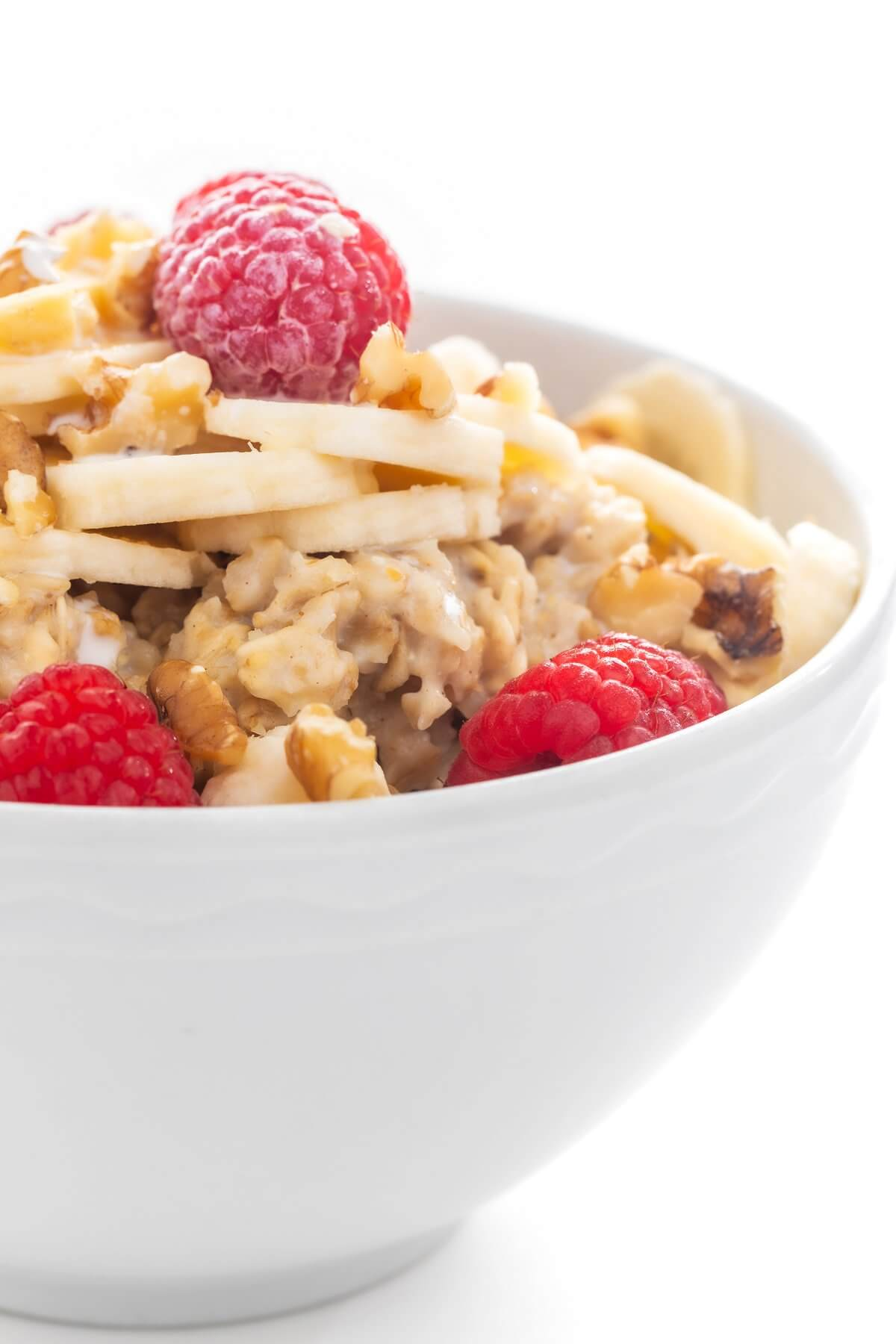 ultimate 90 second microwave oatmeal