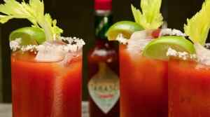 Bloody Mary, the tasteful restorative drink