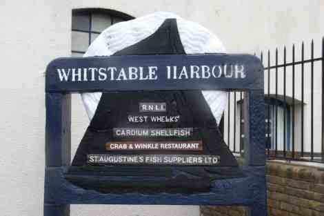 Welcome to Whitstable