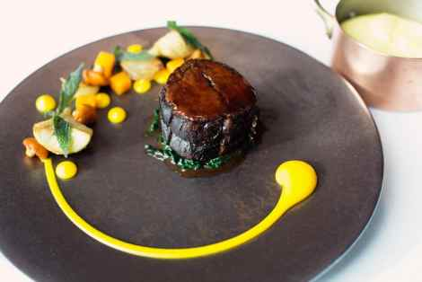 Tony Fleming's braised feather blade (c) GBC and Irish Beef