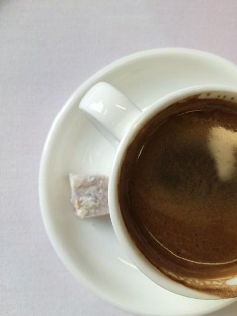 The art of Turkish coffee