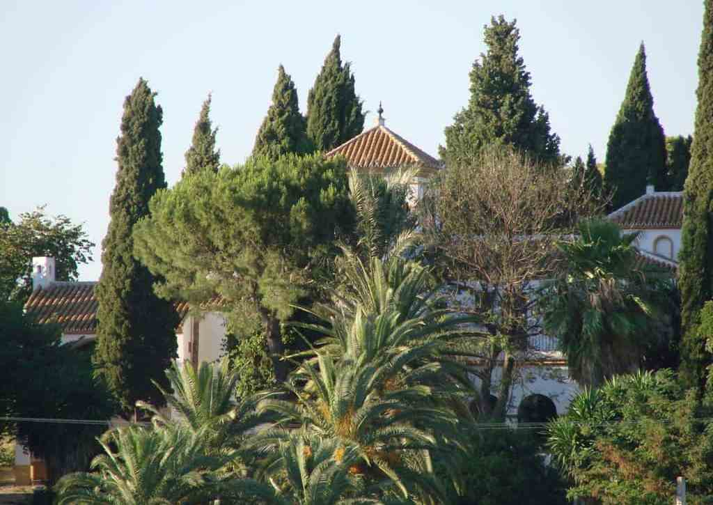 Ave Maria Farm in Andalucia, southern Spain