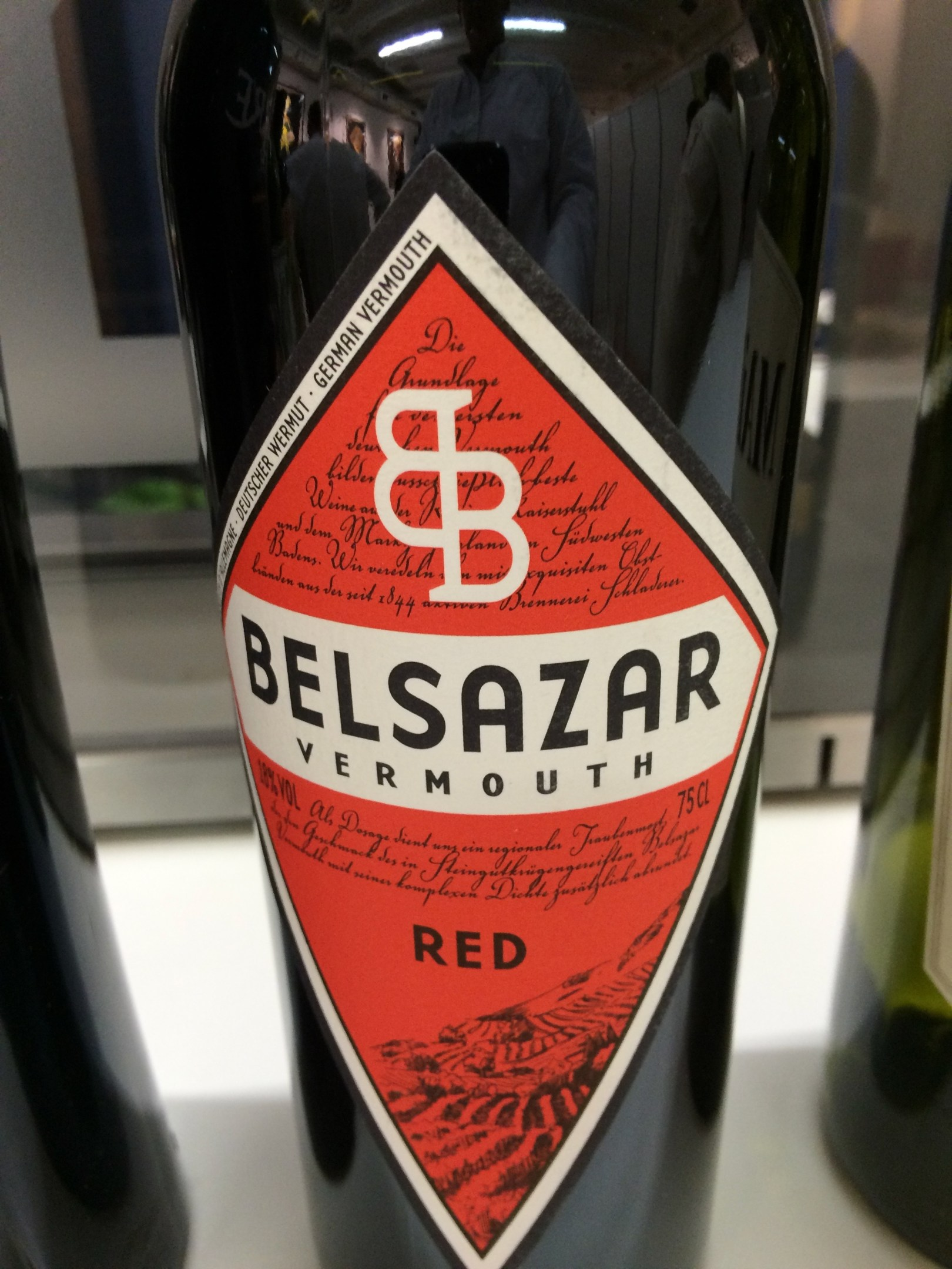 German-made vermouth from Belsazar