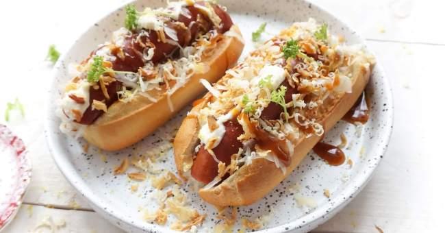 hotdogs rookworst