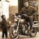 Clint Eastwood<br>Motorcyclist