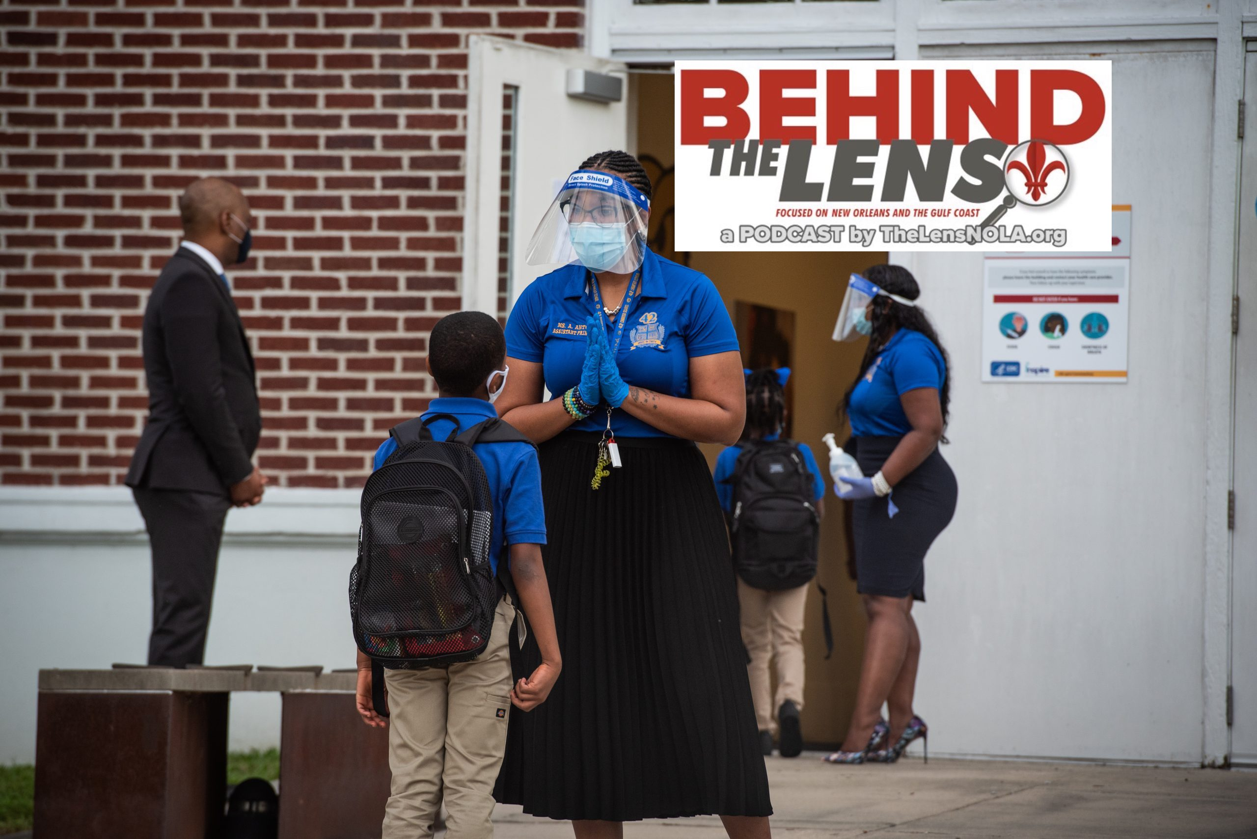Behind The Lens episode 99: This is the way we go to school | The Lens