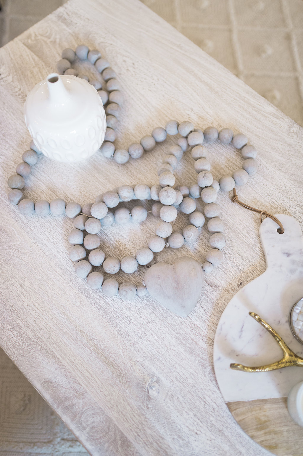 Prayer Beads Must Have Coffee Table Styling Piece  The
