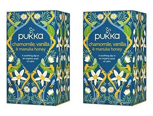Pukka Teabags Without Plastic