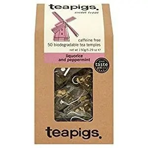 Teapigs Teabags Without Plastic