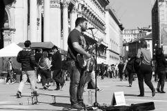 Street musians.2