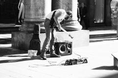 Street musians.5