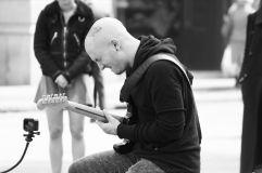 Street musians.7