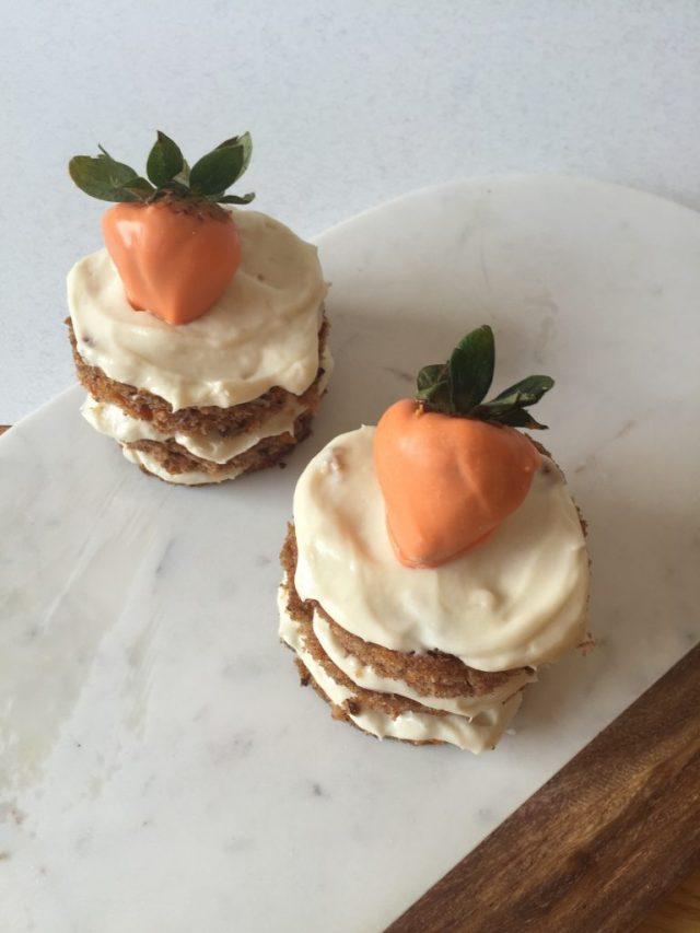 LMEC Mini Carrot Cake