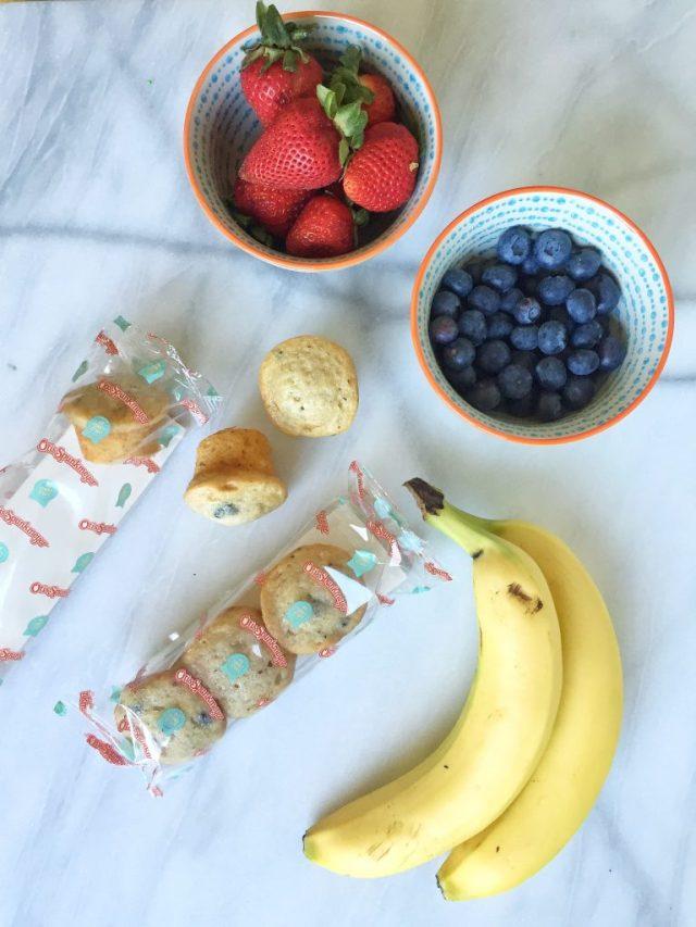 OS Mini Muffin Kabob Ingredients