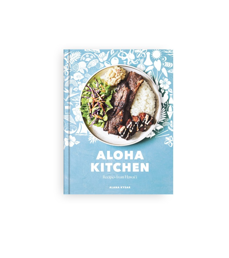 Aloha Kitchen Flat 3D Cover