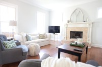 Living Room Update - Two Sofas It Is! | The Lettered Cottage