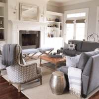 5 Gorgeous Rooms I Found On Instagram | The Lettered Cottage