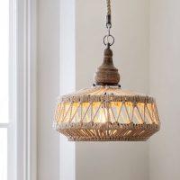 13 Cottage/Farmhouse Style Light Fixtures I Love | The ...