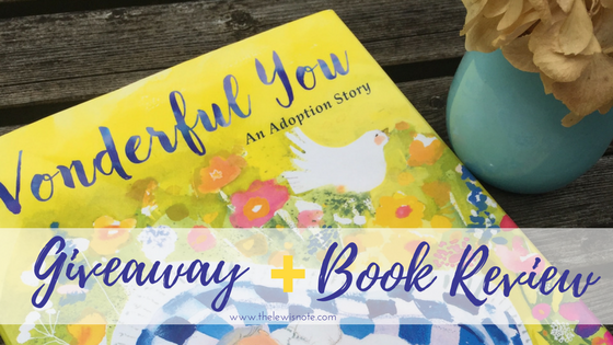 Wonderful You Giveaway + Book Review