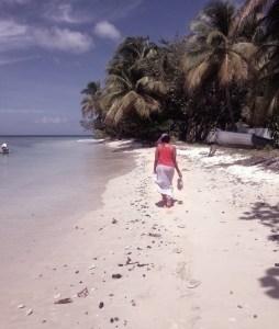 On the Beach, Tobago