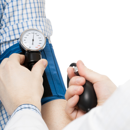 The Libby Group taking blood pressure dentists why 2