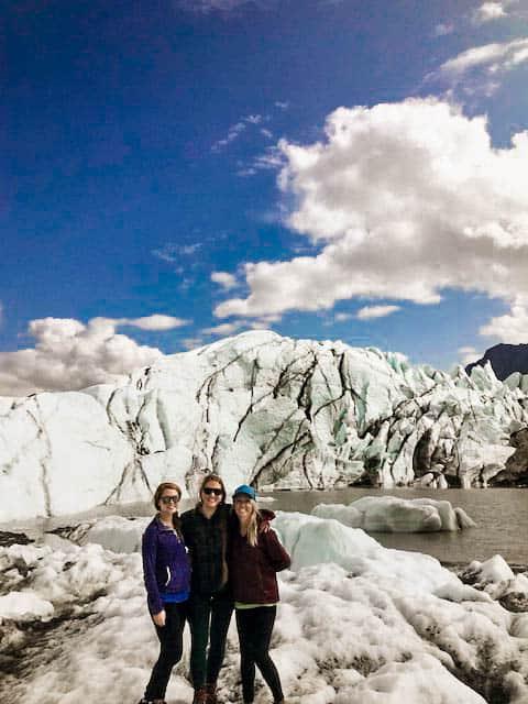 the libby group matanuska glacier palmer wasilla hike alaska dental