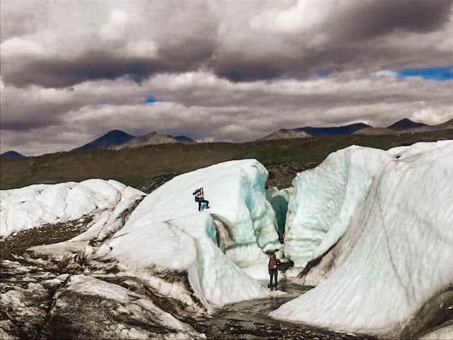 the libby group matanuska glacier palmer wasilla hike alaska dentist