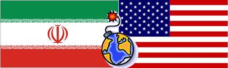 Iran and US.
