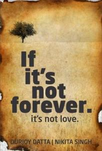 If it's not Forever, it's not Love.