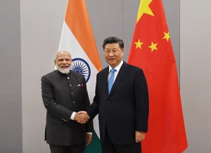 India-China Standoff escalates Tensions.