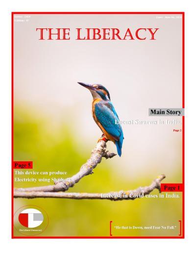 The Liberacy Newsletter (June 06, 2020)