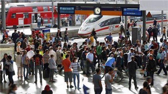 German Germany syrian refugees
