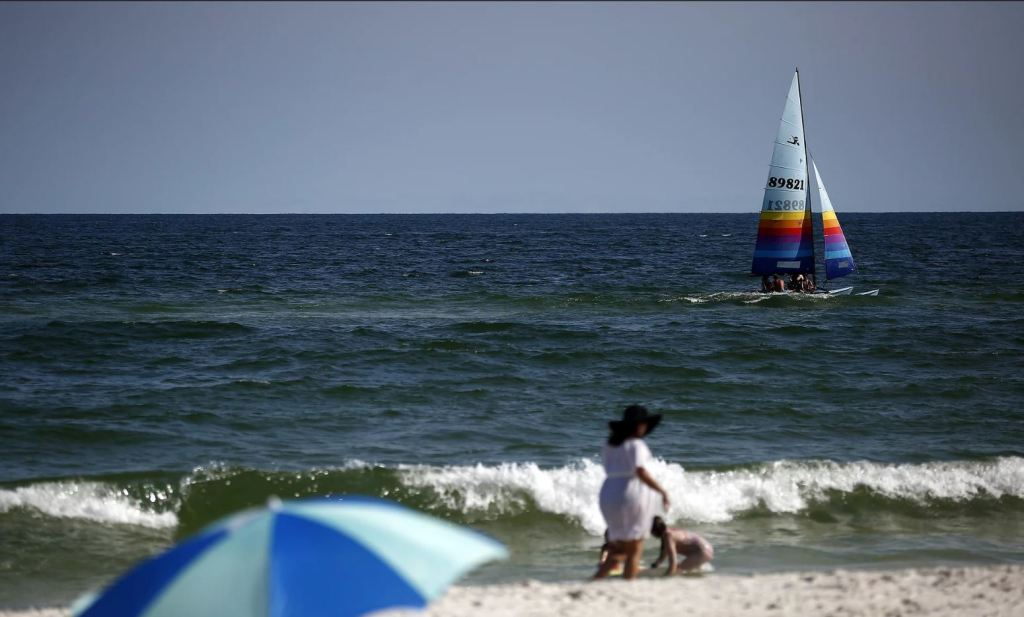 Flesh-eating bacteria scare along Gulf Coast has locals on alert