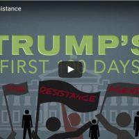 Robert Reich: The First 100 Days Resistance Agenda (VIDEO)