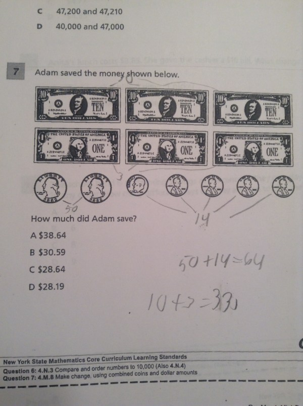 Common Core 4th Grade Math Worksheets