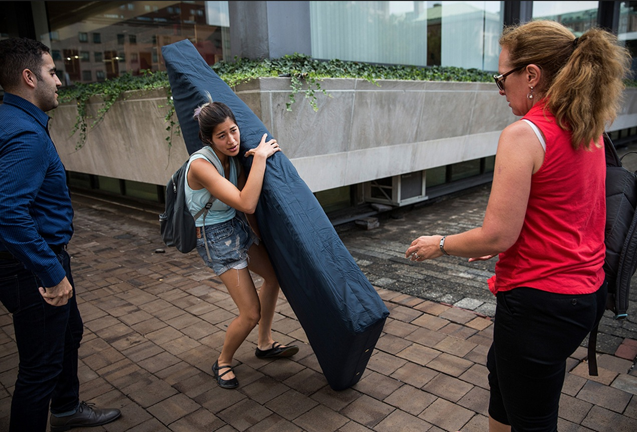 Mattress Girl Emma Sulkowicz Is A Typical Tyrannical