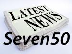 seven50 news