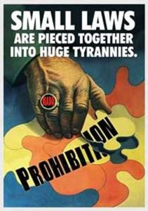 prohibition laws