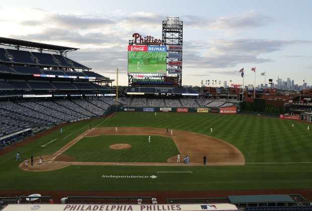 Phillies Attendance