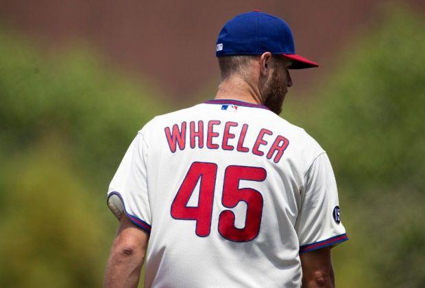 Phillies Wheeler