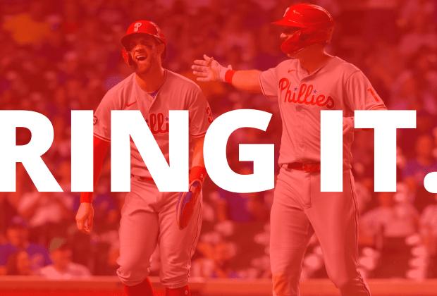 Phillies Cubs 13-3