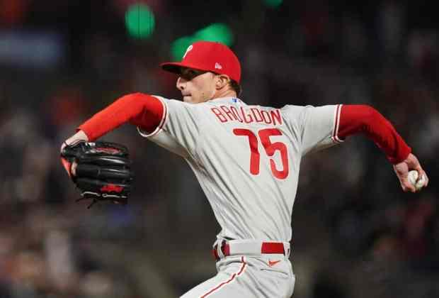 Phillies Connor Brogdon