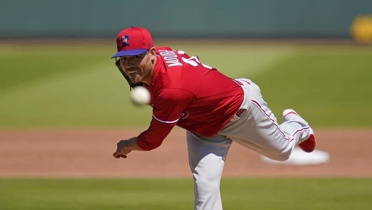 Phillies Matt Moore