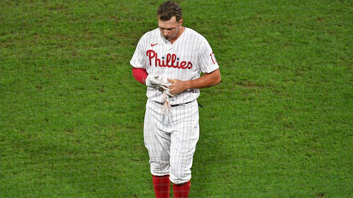 Phillies Injury Updates