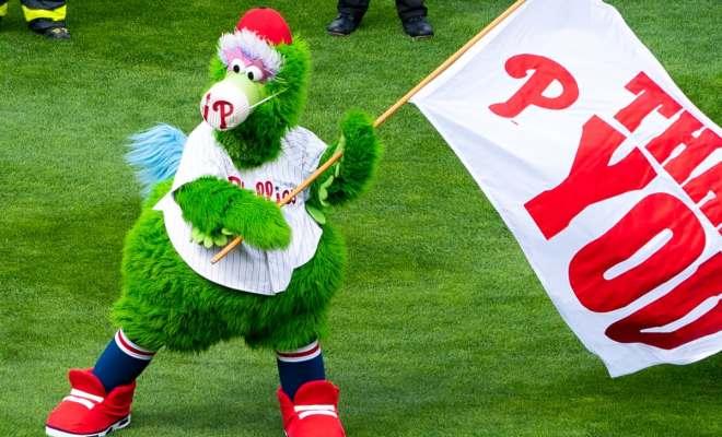 Phillie Phanatic Legal Battle