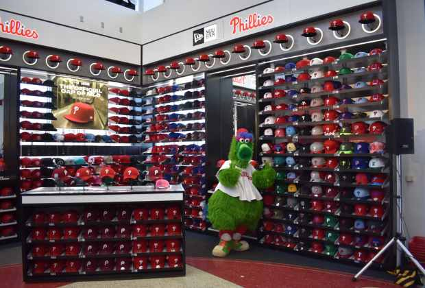 Phillies New Era Store