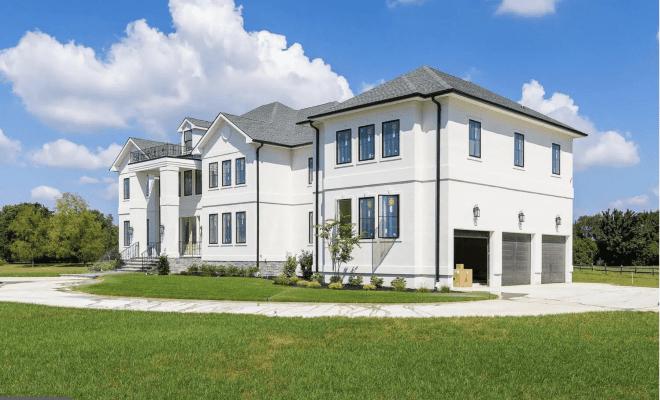 Ben Simmons Moorestown House