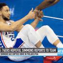 Ben Simmons Shams Report