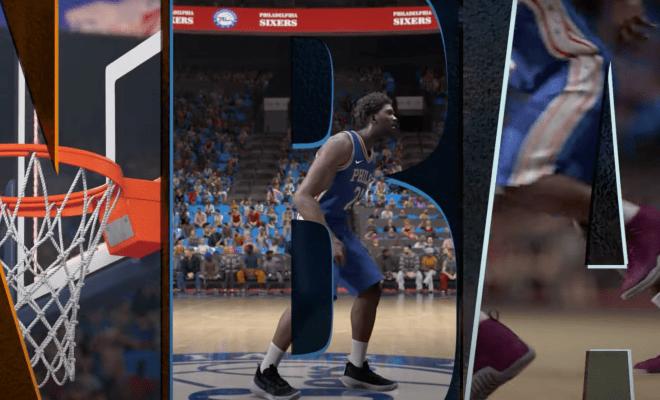 Joel Embiid NBA Now 22