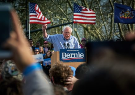 Bernie Sanders Needs Attention and Fast